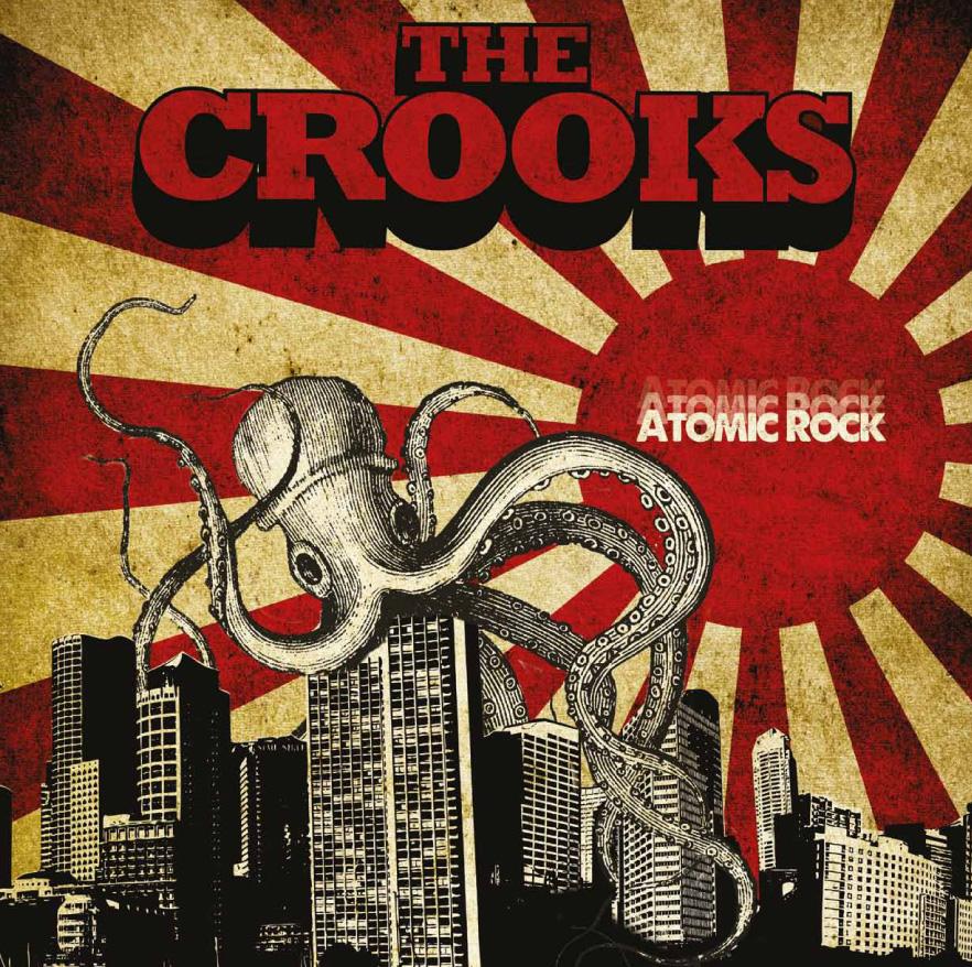 the crooks atomic rock